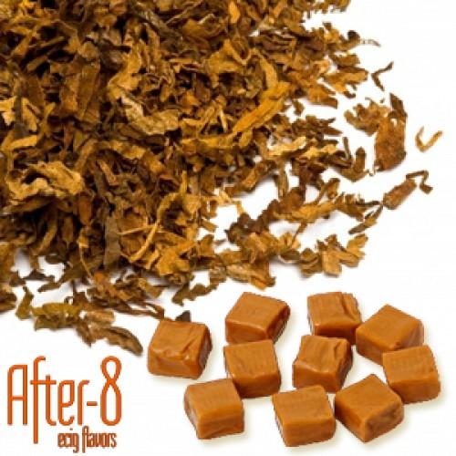 Smokey caramel flavour