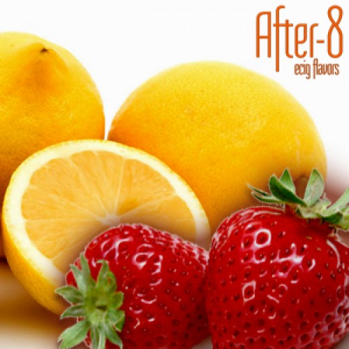 Lemon strawberry flavour