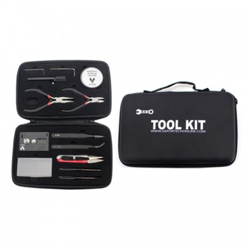 VaporTech ToolBag with Ohm / Volt Meter