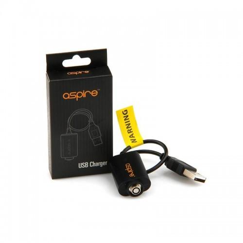 Φορτιστής USB με καλώδιο by Aspire 500mah