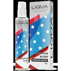 Liqua American Blend 12ml/60ml Bottle flavor