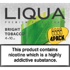 Liqua New Bright Tobacco 4 x 10ml